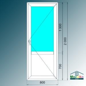 пластиковая-балконная-дверь